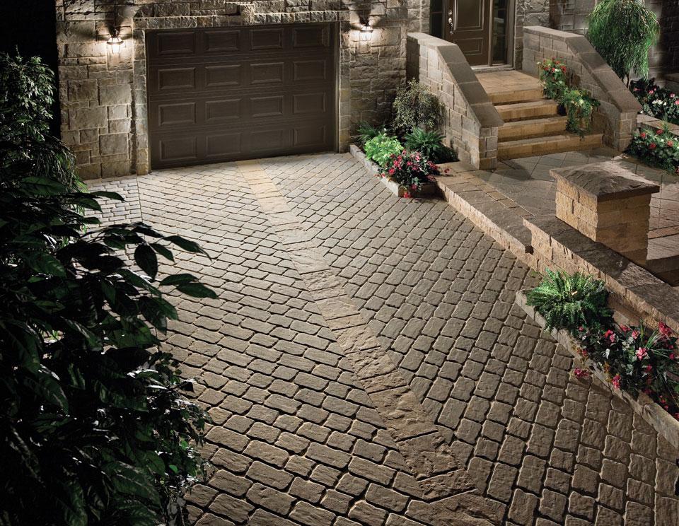 paver driveway design