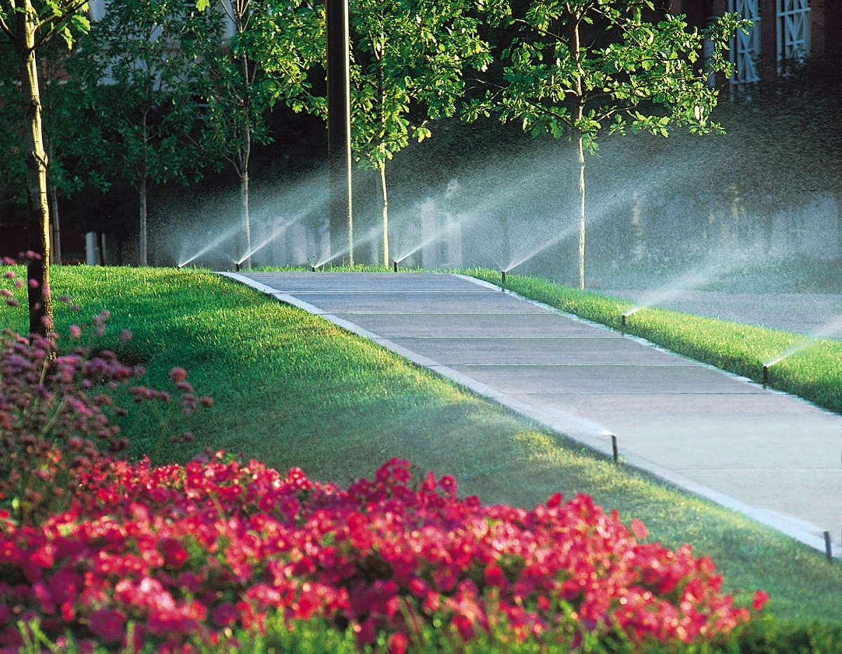 irrigation inspection, Lexington, MA