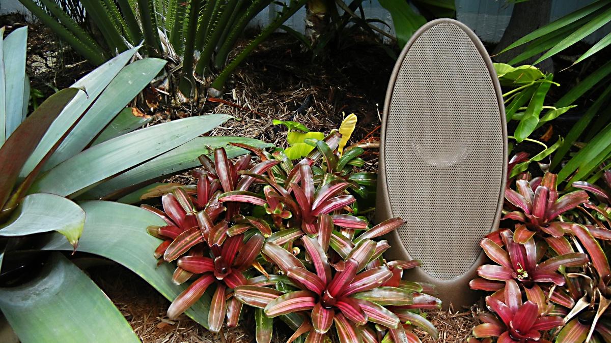 outdoor audio installation, Andover, MA