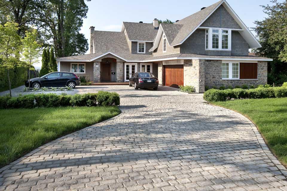 attractive masonry landscape ideas
