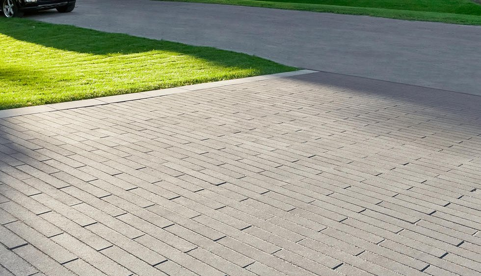 smooth pavers, designing urban spaces